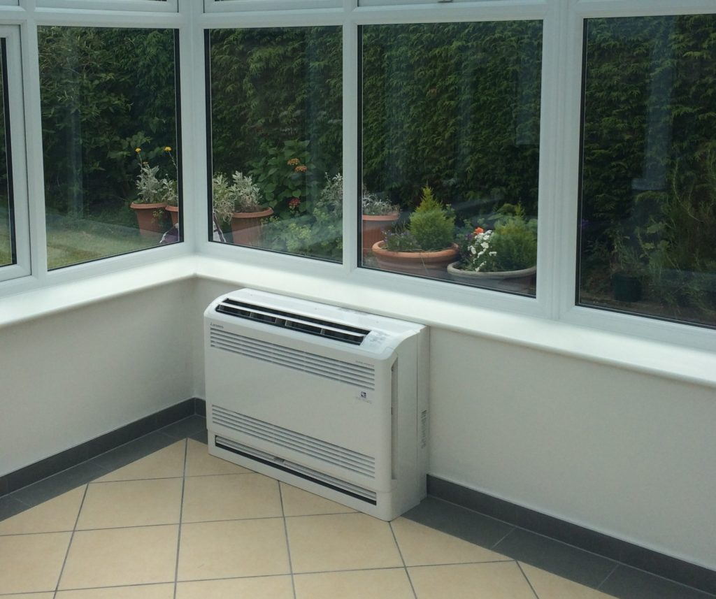 Floor unit Conservatory