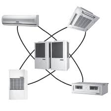 Air Conditioning systems- MHI VRV system