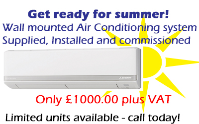 Air Conditioning Installation Special Offer