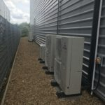 Commercial Air Conditioning - condensers
