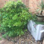 Bedroom Air Conditioning- Outdoor Condenser