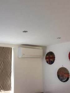 Wall Mounted Bedroom Air Conditioning