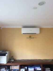 Wall Mounted Office Air Conditioning