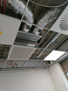 Ducted system -Commercial Air Conditioning