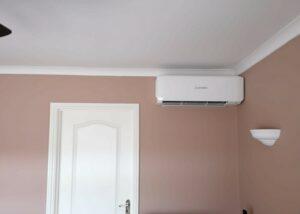 Domestic Air Conditoning- Wall mounted Mitsubishi system