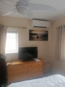 bedroom wall mounted AC system