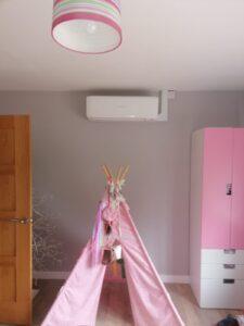 Bedroom Wall Mounted AC