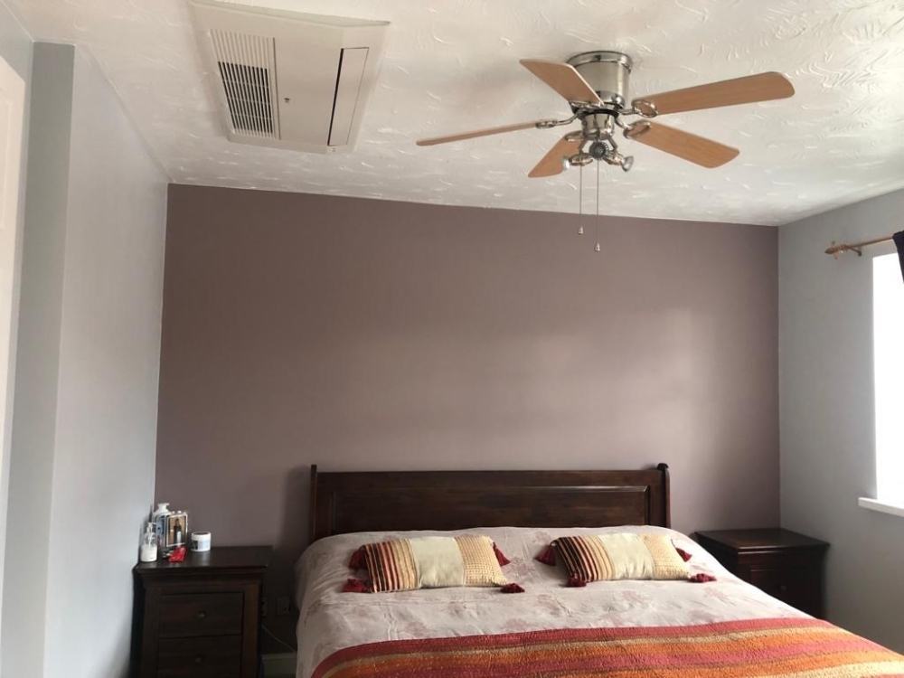 LG Air Conditioning system- ceiling suspended
