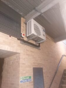 Office Wall Mounted Air Conditioning system Peterborough