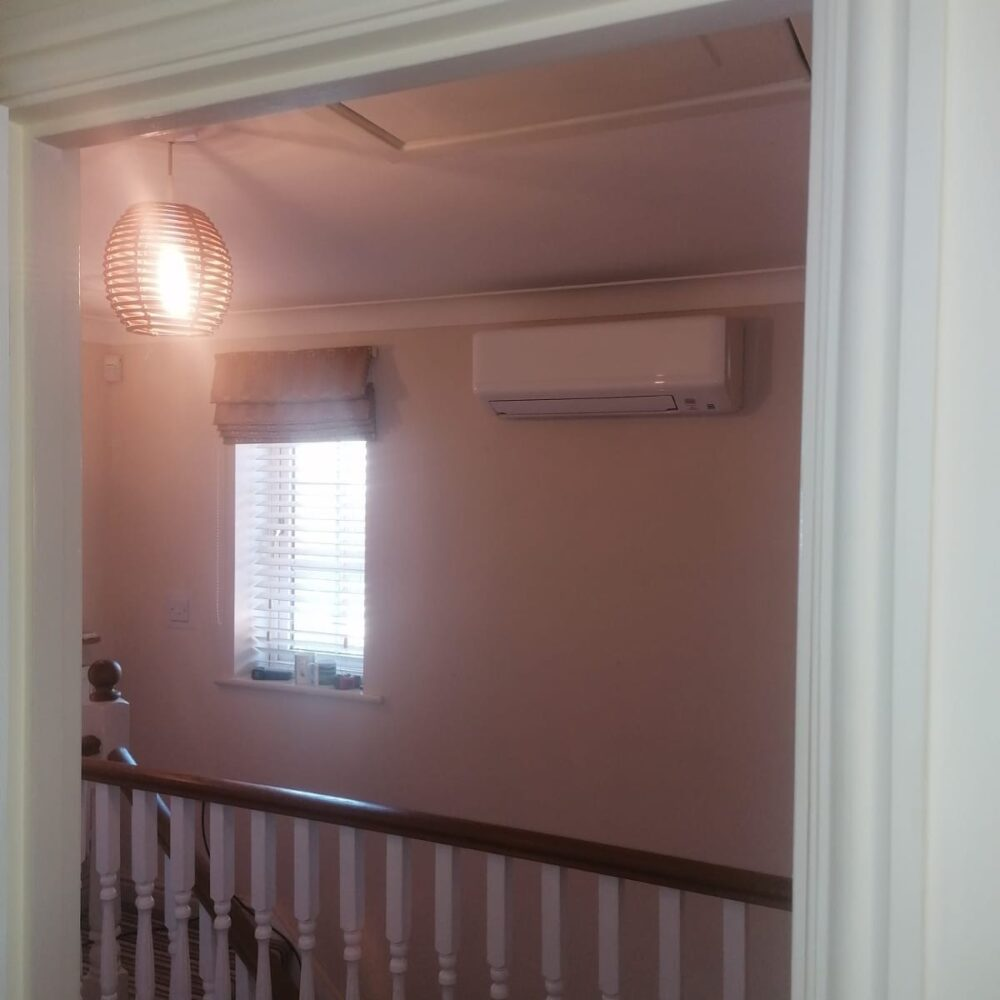 landing Air Conditioning system