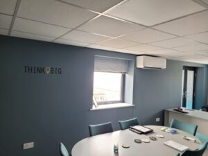 Office Air Conditioning - Meeting room cooling and heating